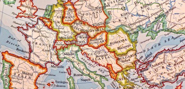 """""""La Catastrofe dell'Europa. Saggio sul destino storico del Vecchio Continente"""" – Daniele Trabucco"""