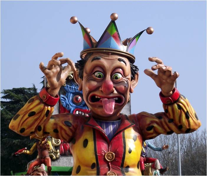 Antropologia del Carnevale – Walter Venchiarutti