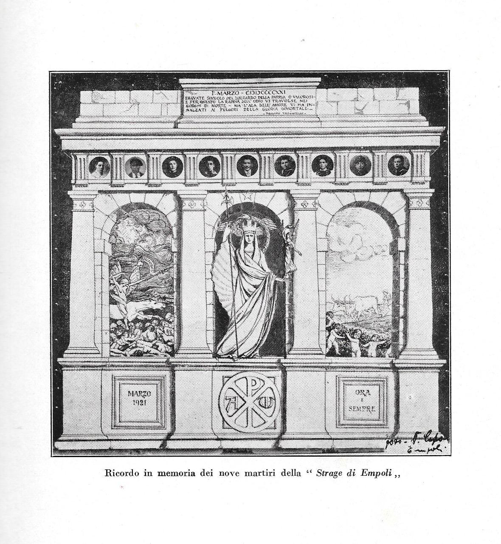 Italia 1921: Empoli, 1° marzo – terza parte – Giacinto Reale