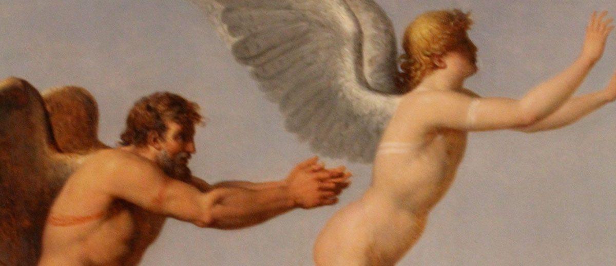 Sul mito di Dedalo ed Icaro – Luigi Angelino