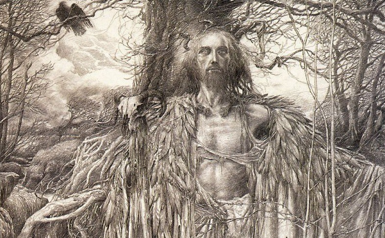Myrddin, l'ultimo mago – Rita Remagnino