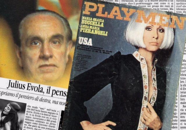Evola Eros-Sesso: Pensiero Virus – Vitaldo Conte