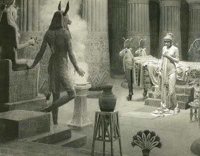 L'Iniziazione: Her-Bak e l'entrata nel Tempio Egizio – Luca Valentini