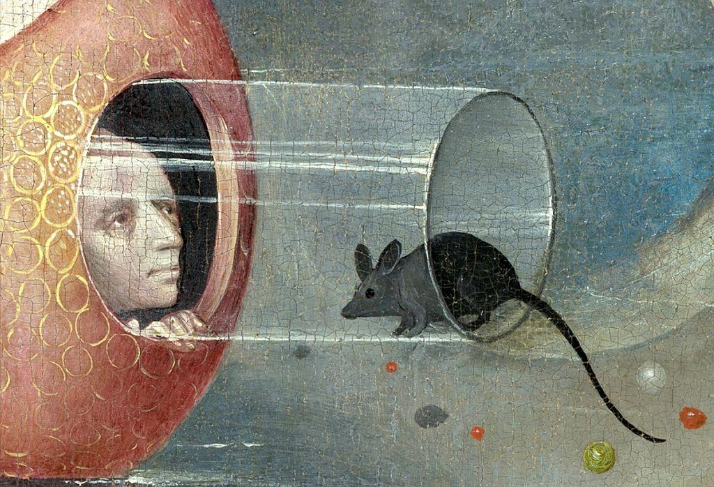 Uomini e topi – Livio Cadè
