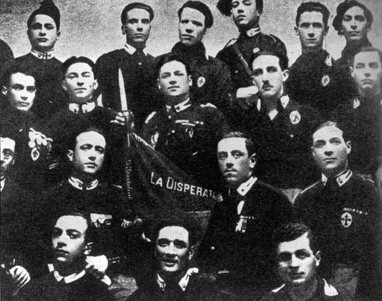 ITALIA 1921: Grosseto 27 giugno – prima parte – Giacinto Reale