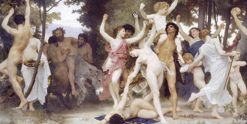 Dionisismo: Follia Poesia Eros – Vitaldo Conte