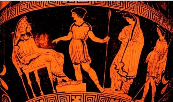 Antigone, tra mito e simbolo – Luigi Angelino