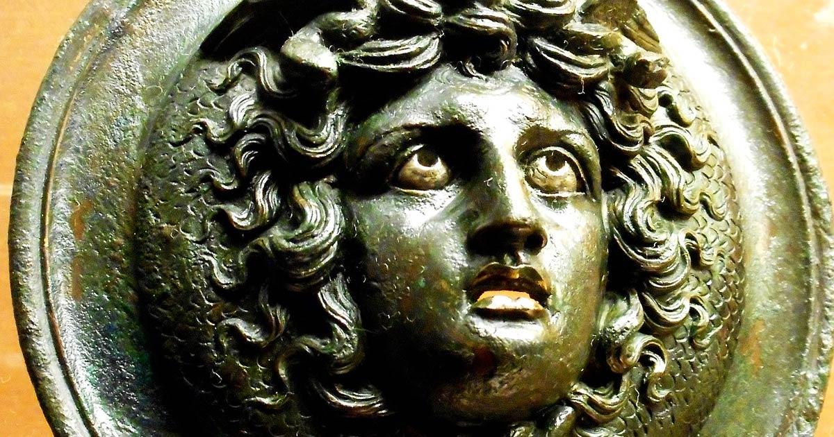 Il mito di Medusa – Luigi Angelino