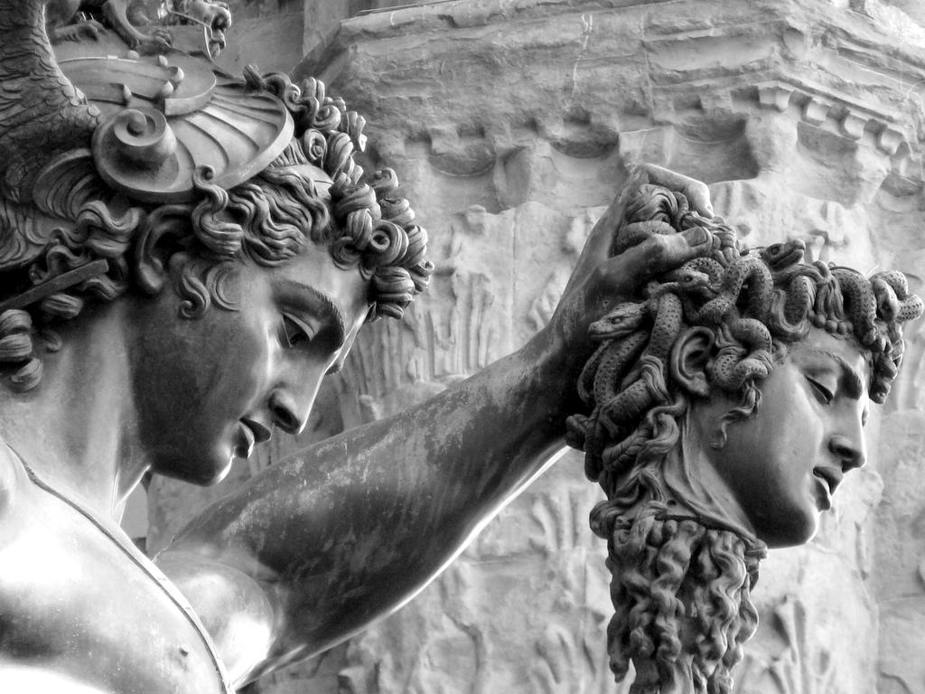 Il mito di Perseo: una lettura antimondialista – Federica Francesconi
