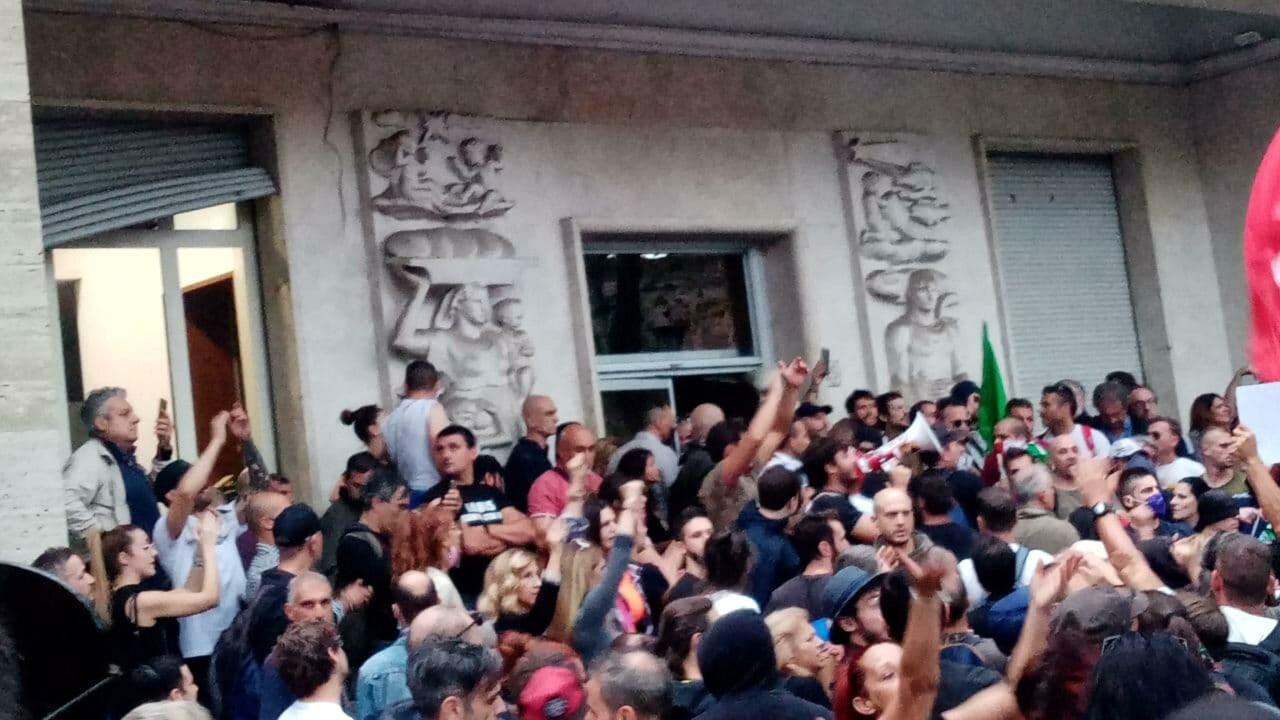 Stato di polizia e repressione – Umberto Bianchi