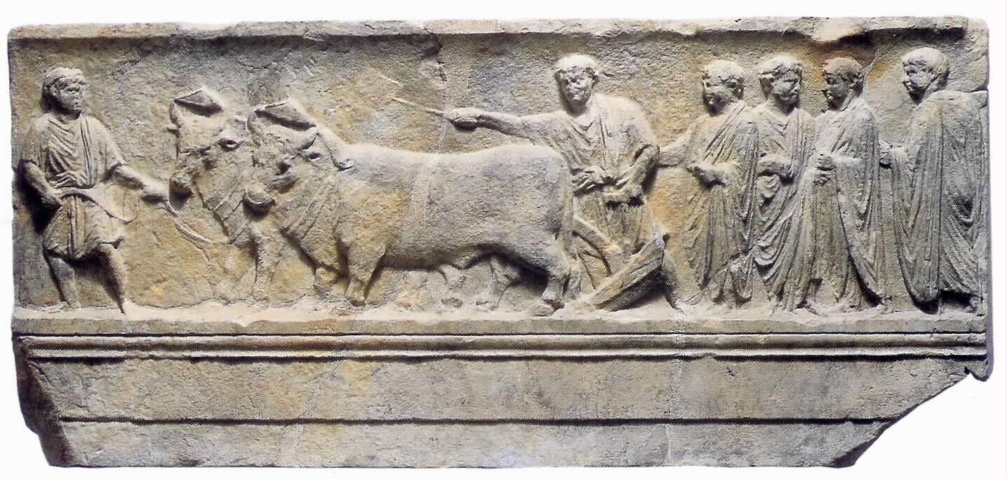 I miti di fondazione nell'antichità – Fabio Calabrese