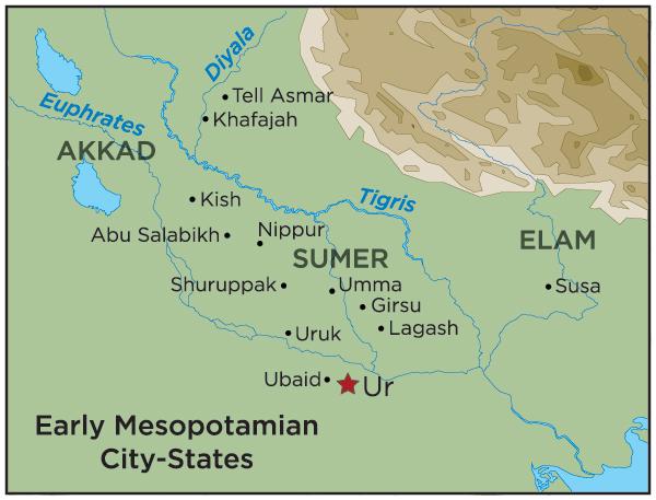 Cimitero Reale di Ur. L'Aldilà nella Mesopotamia sumerica e Il senso della verità nel pensiero antico – Giuseppe Chiàntera